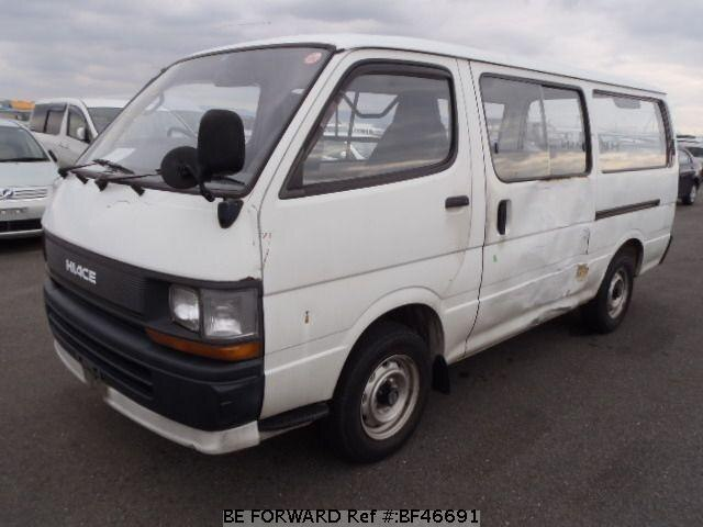 Used 1990 TOYOTA HIACE VAN BF46691 for Sale