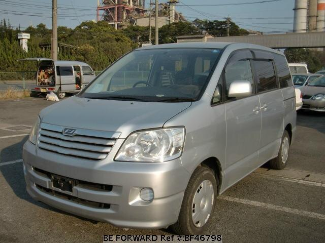 Used 2001 TOYOTA NOAH BF46798 for Sale