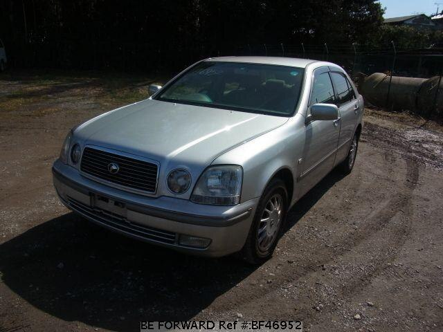 Used 1999 TOYOTA PROGRES BF46952 for Sale