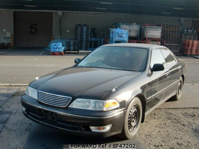 Used 1997 TOYOTA MARK II BF47202 for Sale