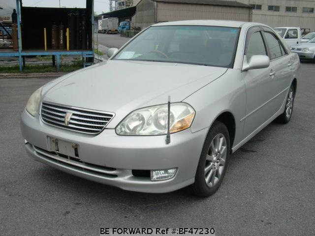 Used 2001 TOYOTA MARK II BF47230 for Sale