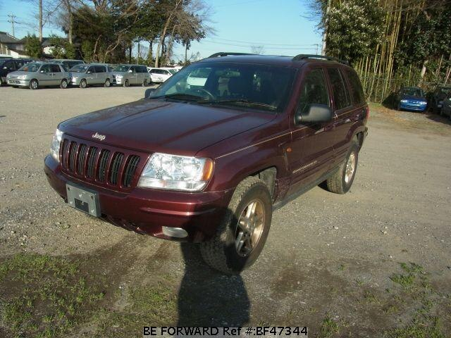 Used 1999 JEEP GRAND CHEROKEE BF47344 for Sale