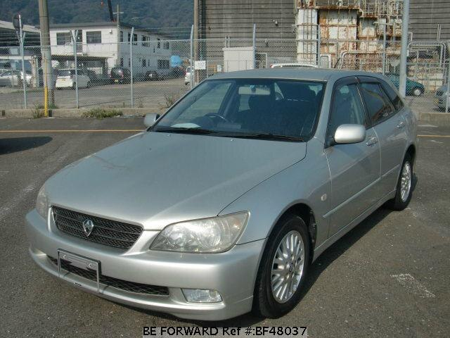 Used 2002 TOYOTA ALTEZZA GITA BF48037 for Sale