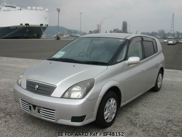 Used 2002 TOYOTA OPA BF48152 for Sale
