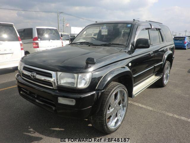 Used 1996 TOYOTA HILUX SURF BF48187 for Sale