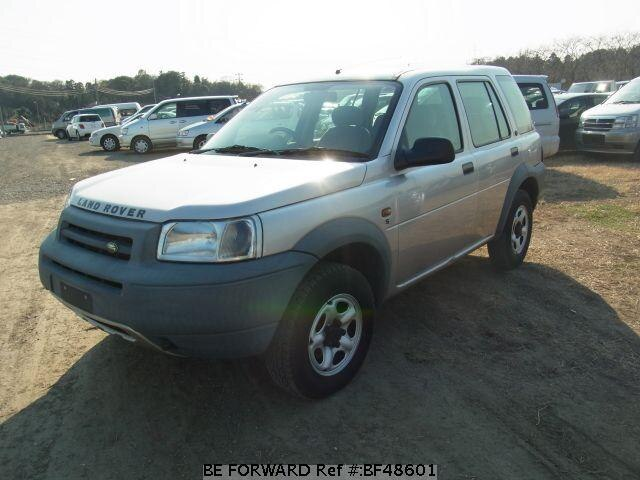 Used 2001 LAND ROVER FREELANDER BF48601 for Sale