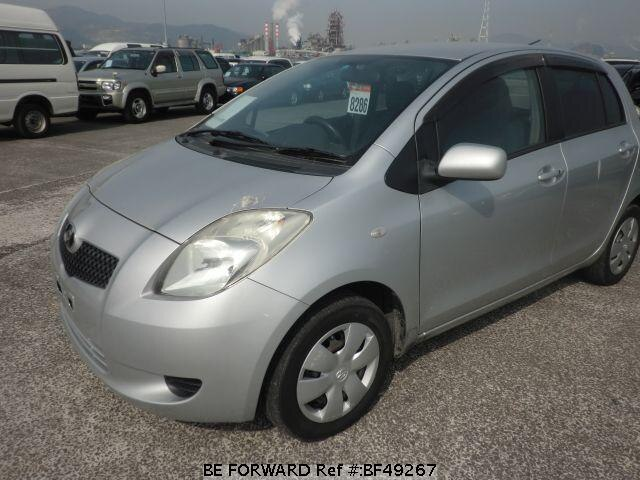 Used 2005 TOYOTA VITZ BF49267 for Sale