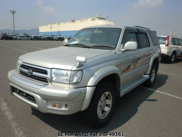 Used 1999 TOYOTA HILUX SURF BF49361 for Sale