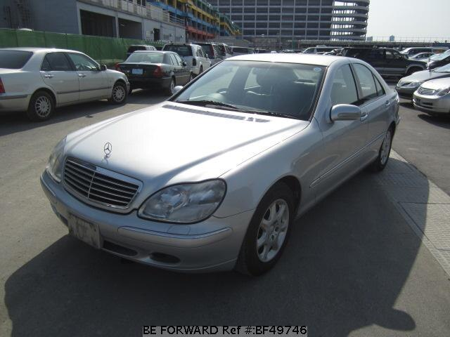 Used 1999 MERCEDES-BENZ S-CLASS BF49746 for Sale