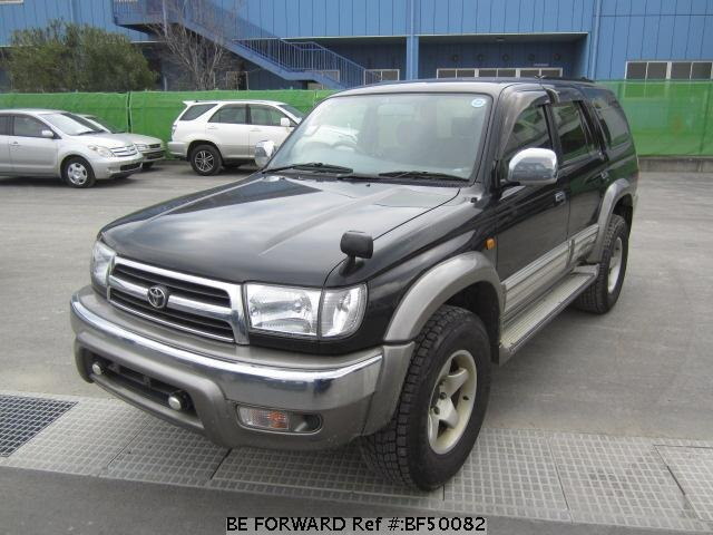 Used 1999 TOYOTA HILUX SURF BF50082 for Sale