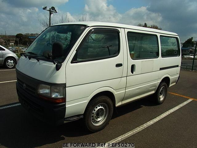 Used 2003 TOYOTA REGIUSACE VAN BF50270 for Sale