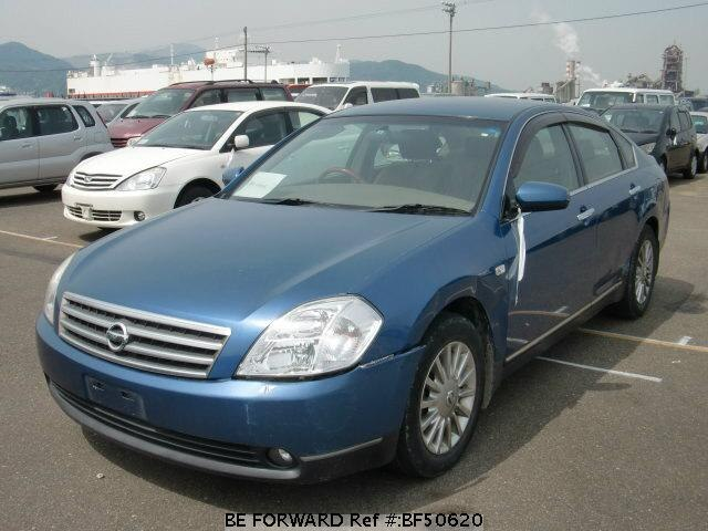Used 2005 NISSAN TEANA BF50620 for Sale