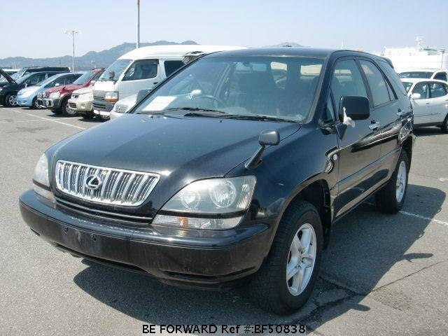 Used 1998 TOYOTA HARRIER BF50838 for Sale