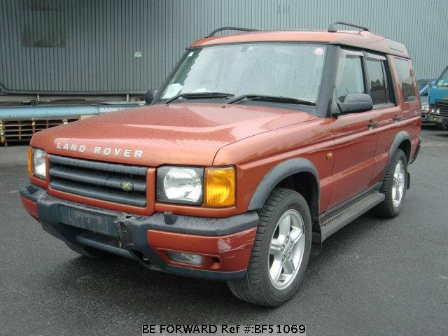 Used 1999 LAND ROVER DISCOVERY BF51069 for Sale