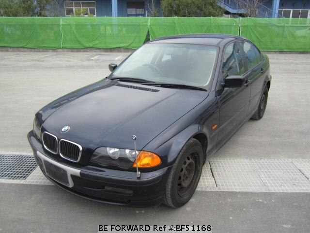 Used 2001 BMW 3 SERIES BF51168 for Sale