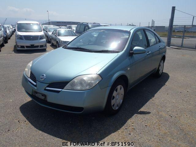 Used 2001 NISSAN PRIMERA BF51590 for Sale