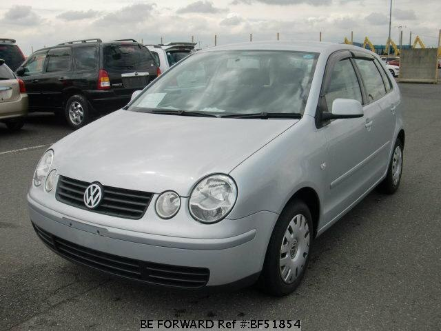 Used 2003 VOLKSWAGEN POLO BF51854 for Sale