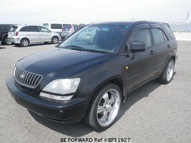 Used 1997 TOYOTA HARRIER BF51927 for Sale