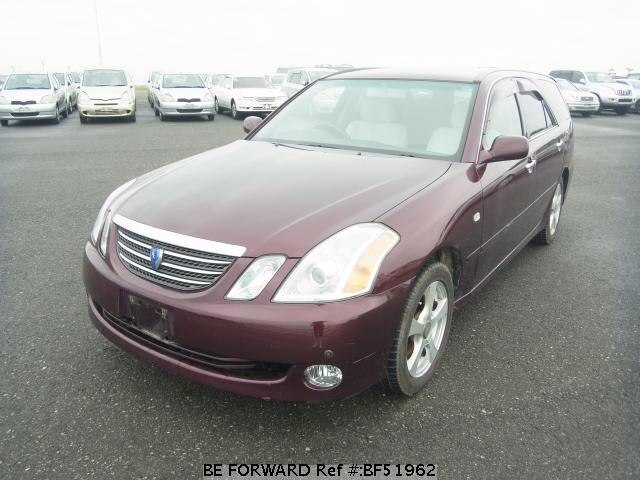Used 2002 TOYOTA MARK II BLIT BF51962 for Sale