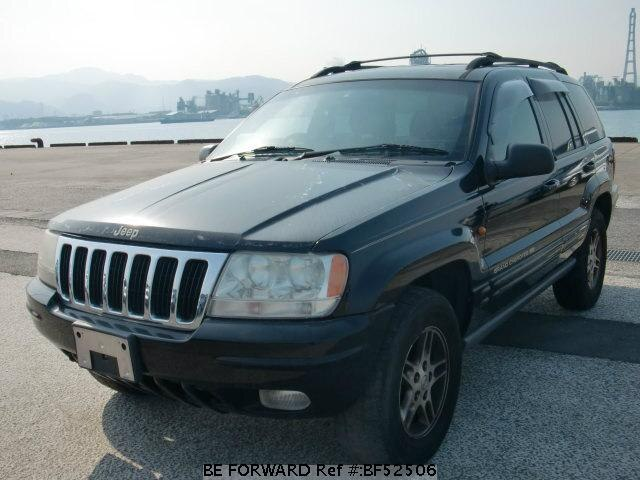 Used 1999 JEEP GRAND CHEROKEE BF52506 for Sale