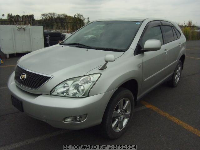 Used 2003 TOYOTA HARRIER BF52534 for Sale