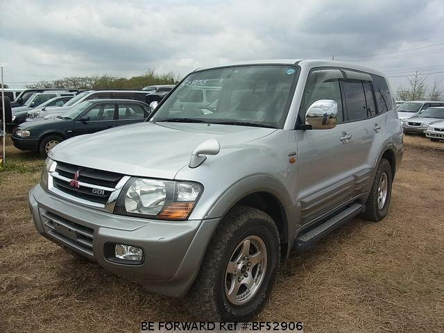 Used 2000 MITSUBISHI PAJERO BF52906 for Sale