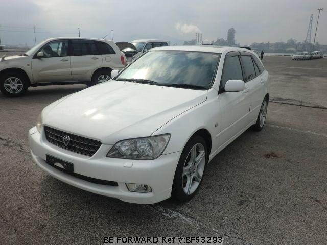 Used 2002 TOYOTA ALTEZZA GITA BF53293 for Sale