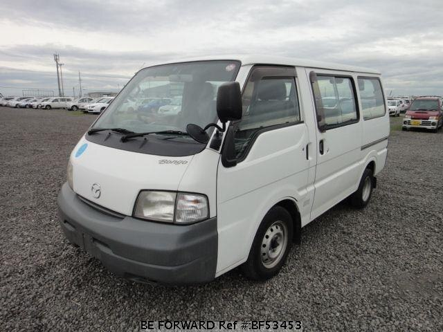 Used 2000 MAZDA BONGO VAN BF53453 for Sale