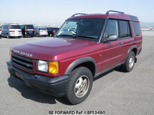 Used 2001 LAND ROVER DISCOVERY BF53490 for Sale