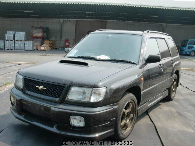 used 2000 subaru forester s tb gf sf5 for sale bf53533 be forward. Black Bedroom Furniture Sets. Home Design Ideas