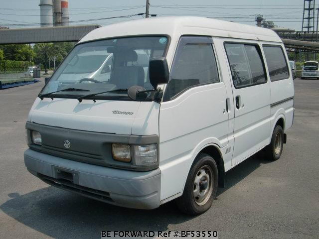 Used 1997 MAZDA BONGO VAN BF53550 for Sale