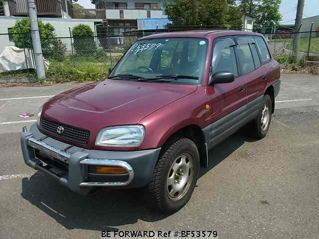 Used 1995 TOYOTA RAV4 BF53579 for Sale