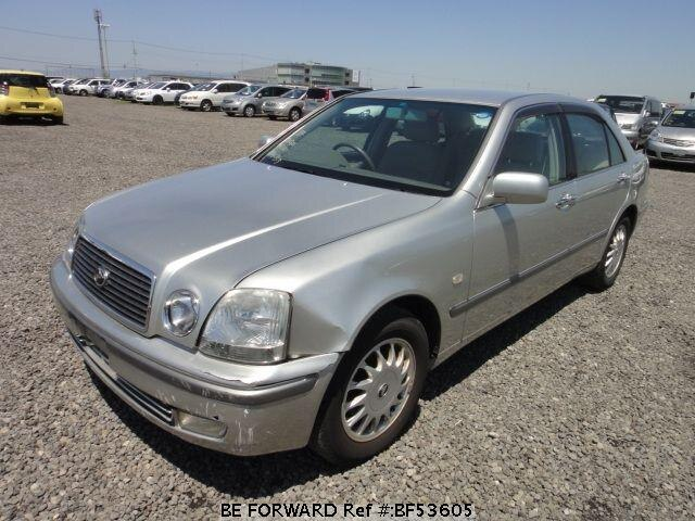 Used 1999 TOYOTA PROGRES BF53605 for Sale