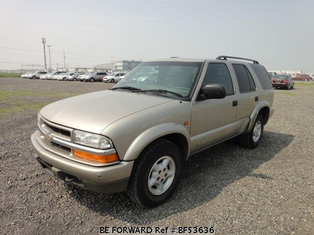 Used 2001 CHEVROLET BLAZER BF53636 for Sale