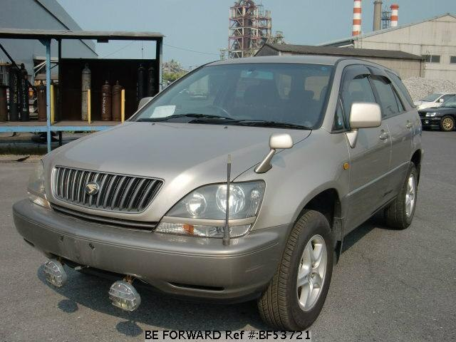 Used 1998 TOYOTA HARRIER BF53721 for Sale