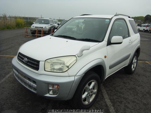 Used 2001 TOYOTA RAV4 BF53728 for Sale