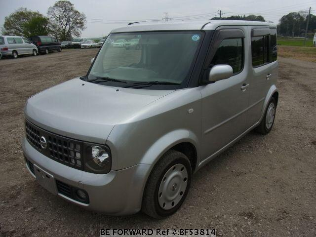 Used 2003 NISSAN CUBE BF53814 for Sale