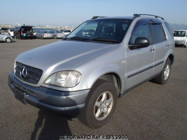 Used 1998 MERCEDES-BENZ M-CLASS BF53900 for Sale