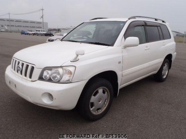 Used 2001 TOYOTA KLUGER V BF53906 for Sale