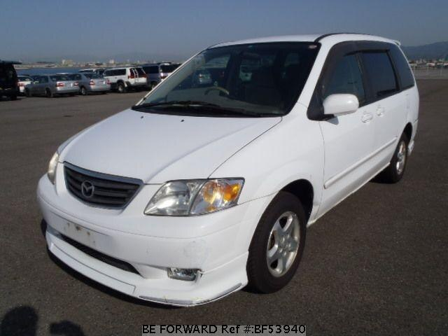 Used 2002 MAZDA MPV BF53940 for Sale