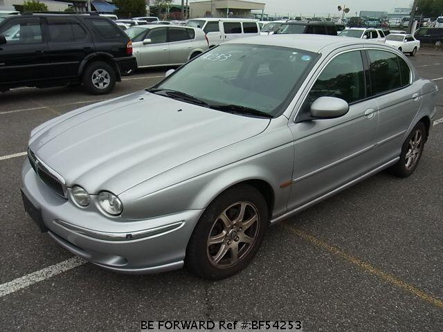 Used 2003 JAGUAR X-TYPE BF54253 for Sale