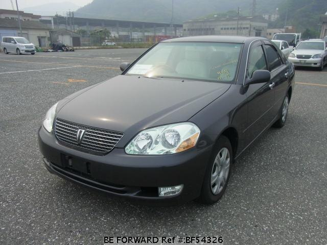Used 2001 TOYOTA MARK II BF54326 for Sale
