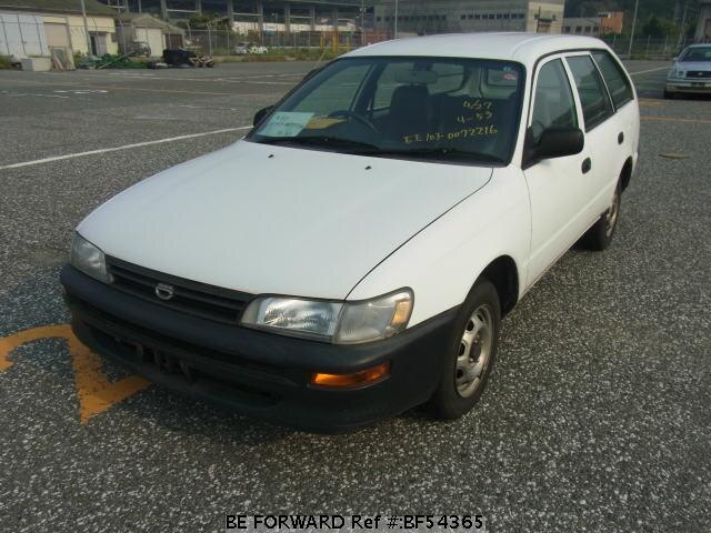 Used 1999 TOYOTA COROLLA VAN BF54365 for Sale
