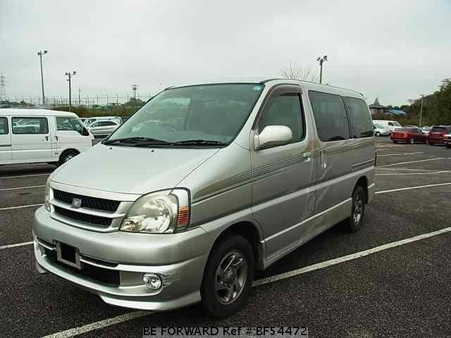 Used 2000 TOYOTA TOURING HIACE BF54472 for Sale
