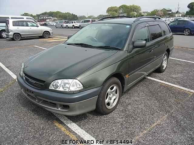Used 1999 TOYOTA CALDINA BF54494 for Sale