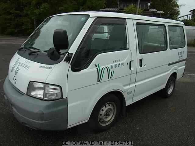Used 2003 MAZDA BONGO VAN BF54751 for Sale