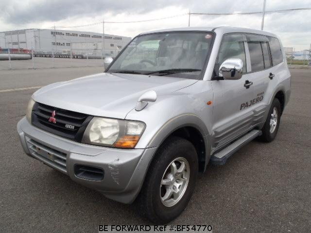 Used 1999 MITSUBISHI PAJERO BF54770 for Sale