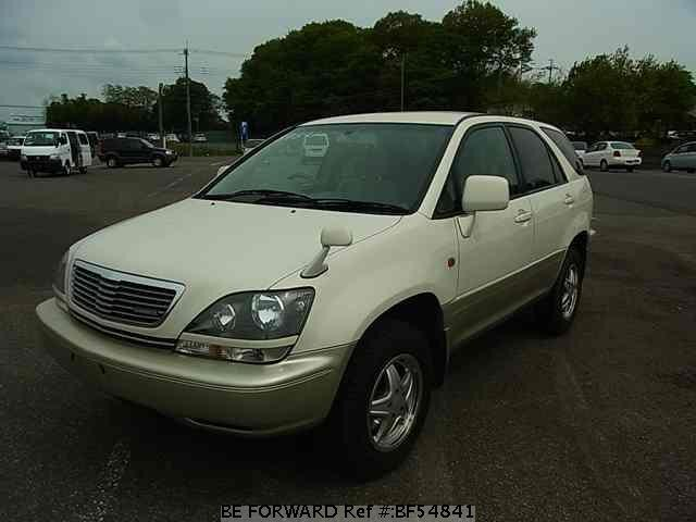 Used 1997 TOYOTA HARRIER BF54841 for Sale