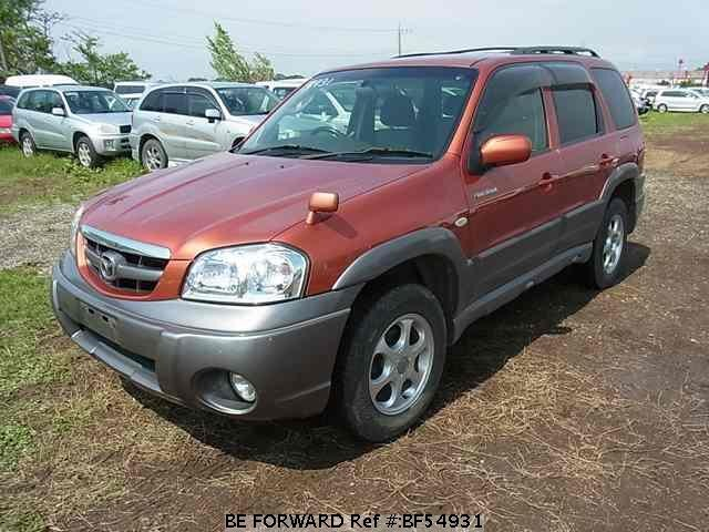 used 2004 mazda tribute field break ta ep3w for sale. Black Bedroom Furniture Sets. Home Design Ideas
