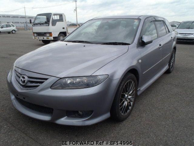 Used 2004 MAZDA ATENZA SPORT WAGON BF54996 for Sale